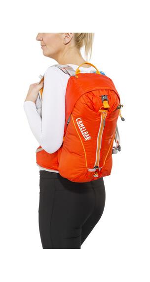 CamelBak Octane 18X - Mochila bicicleta - naranja